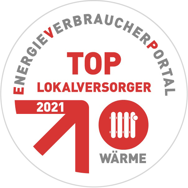 Top-Lokalversorger Wärme