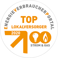 Top-Lokalversorger Strom